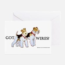 Got Wires? Greeting Cards (Pk of 10)
