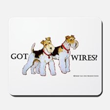 Got Wires? Mousepad