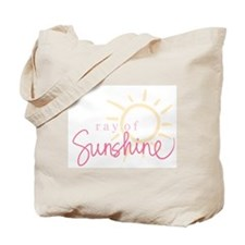 Ray of Shine Tote Bag