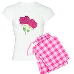 ROSES DECOR Women's Light Pajamas