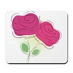 ROSES DECOR Mousepad