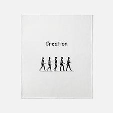 Cute Genesis Throw Blanket