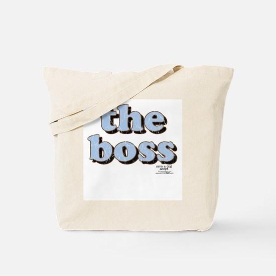 THE BOSS Tote Bag