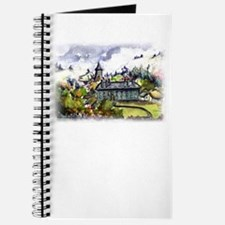 LOL Lallybroch Painting Only II Journal
