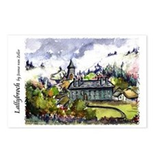 LOL Titled Painting Postcards (Package of 8)