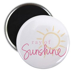 Ray of Sunshine Magnet