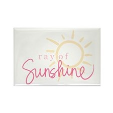 Ray of Sunshine Rectangle Magnet