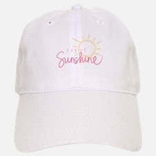 Ray of Sunshine Baseball Baseball Cap