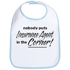 Insurance Nobody Corner Bib