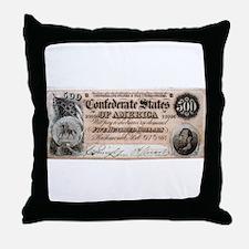Confederate Throw Pillow