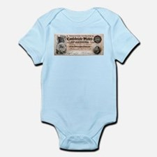 Confederate Infant Bodysuit