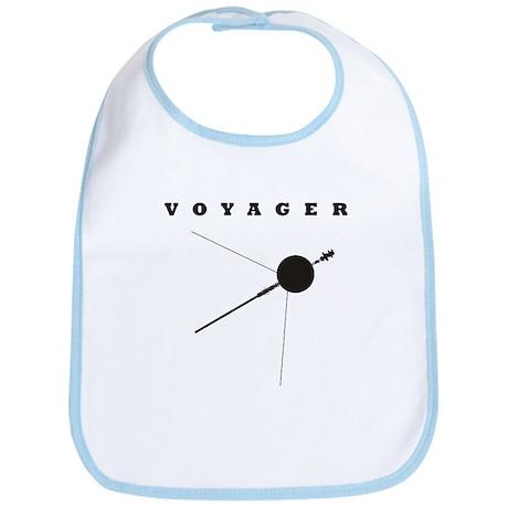 Voyager Space Probe Bib
