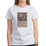 Victorian Woolen Yarn Ad Women's T-Shirt
