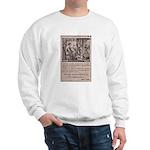 Victorian Woolen Yarn Ad Sweatshirt