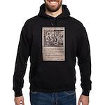 Victorian Woolen Yarn Ad Hoodie (dark)