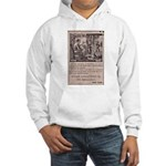 Victorian Woolen Yarn Ad Hooded Sweatshirt