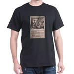 Victorian Woolen Yarn Ad Dark T-Shirt