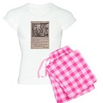 Victorian Woolen Yarn Ad Women's Light Pajamas