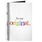 Be an Original Journal