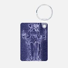 Noctilucent Hekate Keychains