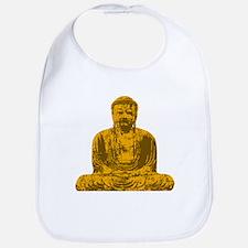 Buddha Graphic Bib