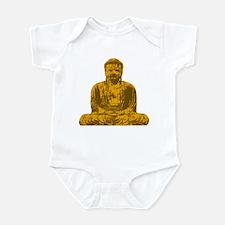 Buddha Graphic Infant Bodysuit