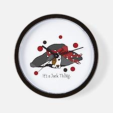 It's a Jack Wall Clock