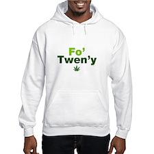 Fo' Twen'y Hoodie Sweatshirt
