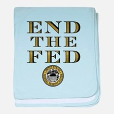 End the Fed Occupy Wall Street Protests baby blank