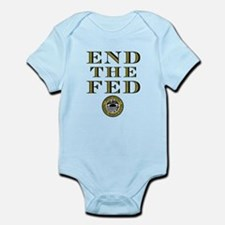 End the Fed Occupy Wall Street Protests Onesie