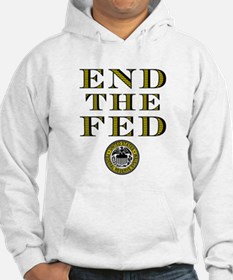 End the Fed Occupy Wall Street Protests Hoodie
