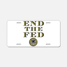 End the Fed Occupy Wall Street Protests Aluminum L
