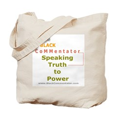 Speaking Truth to Power Tote Bag