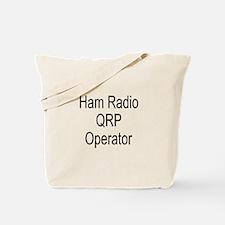 Ham Radio QRP Operator Tote Bag