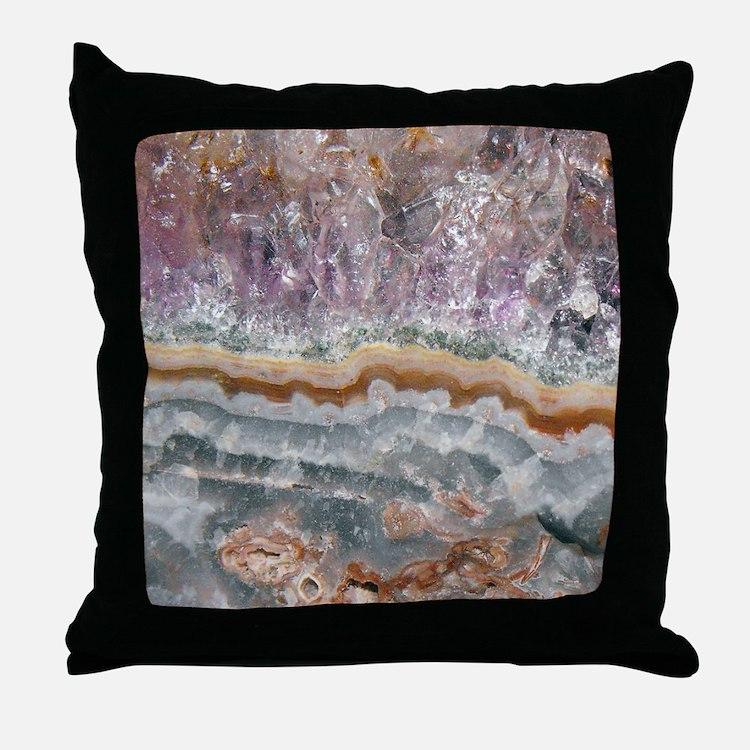 Amethyst pillows amethyst throw pillows decorative for Amethyst throw pillows