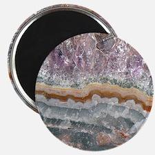 Amethyst Crystals Magnet