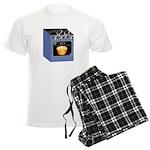 Bun in the Oven Men's Light Pajamas