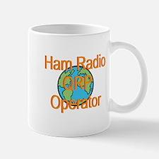 Ham Radio QRP Operator Mug