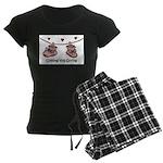 Coming this Spring Women's Dark Pajamas