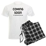Coming Soon Men's Light Pajamas