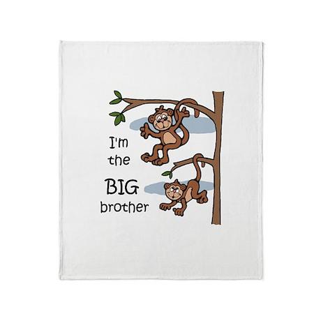 Big Brother Throw Blanket