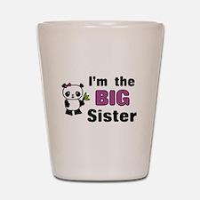 I'm the Big Sister Shot Glass
