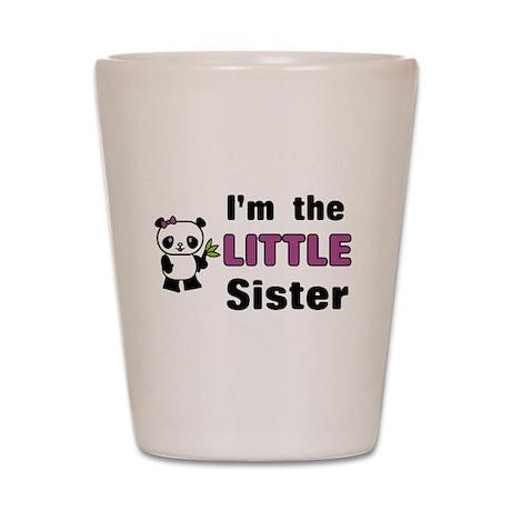 Little Sister Shot Glass