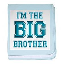 Big Brother baby blanket