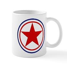 North Korea Roundel Mug