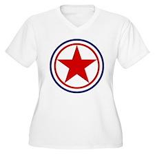 North Korea Roundel T-Shirt