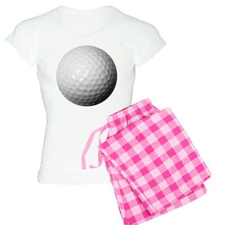 Golf Ball Women's Light Pajamas