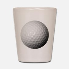 Golf Ball Shot Glass