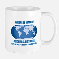 Where's Waldo Mug