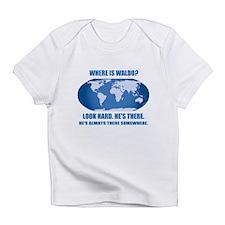 Where's Waldo Infant T-Shirt